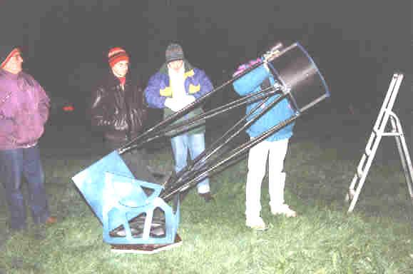 Rencontres Astronomiques du Pilat 1999