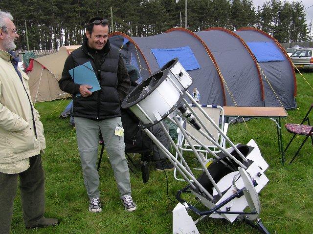 RAP : Rencontres astronomiques de Printemps / Charte ANPCEN